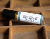 Patchouli Woods Perfume Oil