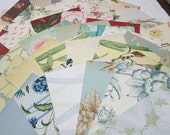 AB50 Wallpaper Samples, Garden Designs by Schumacher, 1 pound