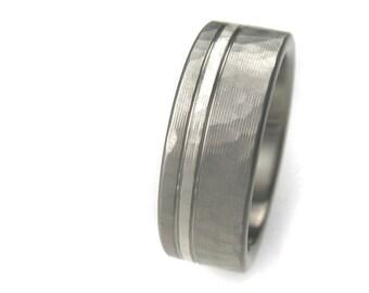 Men's Wedding Ring Comfort Fit