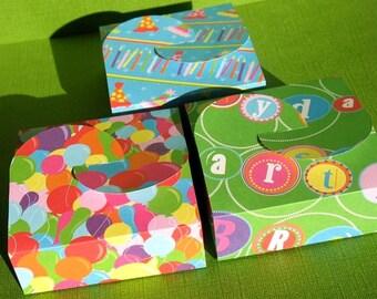 Happy Birthday - Gift Boxes