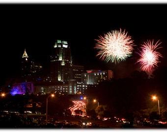 Raleigh Fireworks