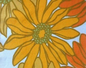 Vintage Floral Material
