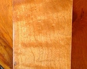 reserved for gregg curly maple exotic board for jewelry boxes,furniture,clocks,carving,pen blanks