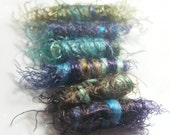 We're offering practical help in color combination.  Our specialty is aqua and green. Fiber Beads, tube beads, buttons, loc beads, barrel