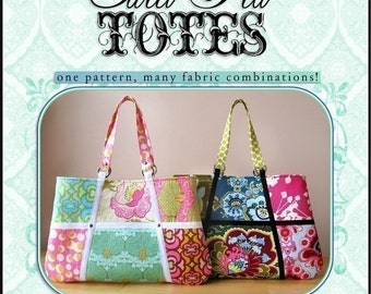 MODERN ACCENTS Handbag PDF Sewing Pattern