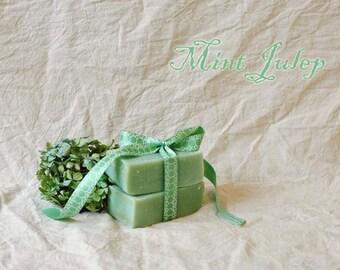 Mint Julep Goat Milk Soap
