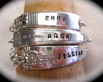 Set of 5 Bridesmaids Bracelets