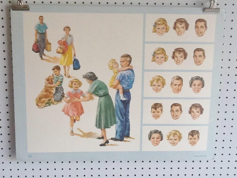 Dick et Jane Poster