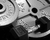 weightlifting art sports art gym art bodybuilding art photo Original Fine Art Photo