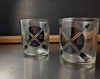 NYC/BK Shot Glasses