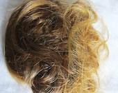 Vintage Heart Shaped Lock Of Human Hair
