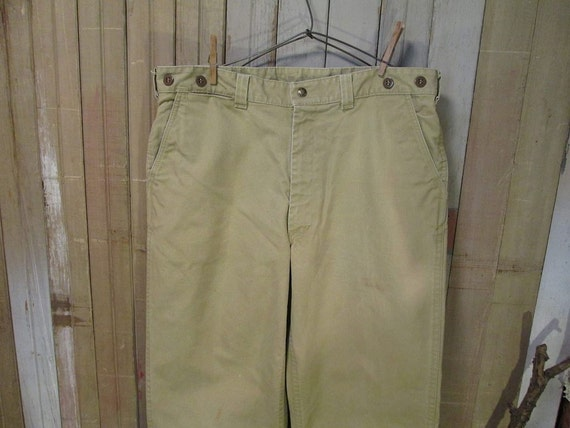 Filson single tin pants fit
