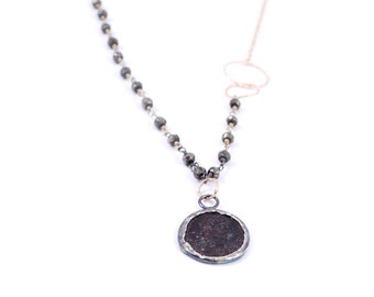Authentic Roman Coin Necklace