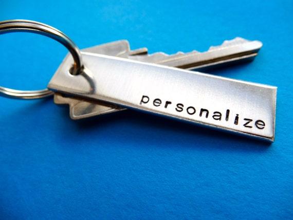 Personalized Keychain - Personalized Accessory - Custom Accessory