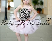 Safari Cheetah Tutu Set S...