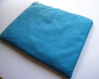 """Sky Blue - Macbook 13"""" Air or Macbook 13 Inch Pro - Laptop Case - Laptop Sleeve - Cover - Bag - Padded and Zipper Closure"""