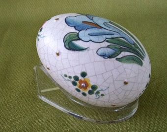 Veneto Flair Iris Egg with Stand