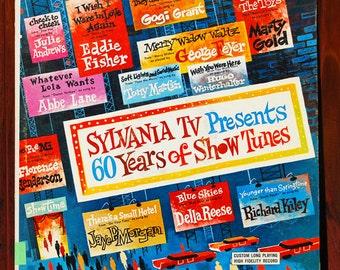 Vintage Show Tunes LP Record Album