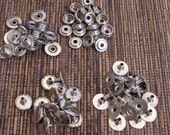 Nickel 20 line snaps 15 pc assembly use snap setter in my shop.