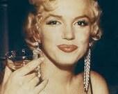 Monroe- 15 Incense Sticks - STRAWBERRIES & CHAMPAGNE Scent