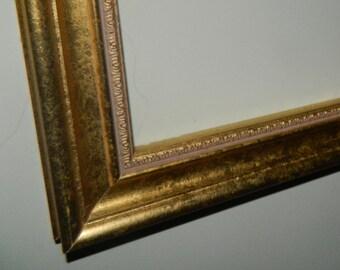 "Fancy Gold 16 x 20""  FRAME"