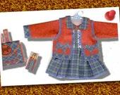 Miniature Kit, Toddler Scottie Set
