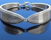 Spoon Bracelet Argosy Art Deco