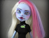 SALE Monster High Abbey Bominable Repaint Face-up