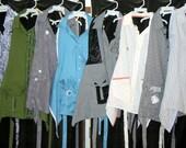 Custom Order shirt aprons