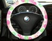Custom Designer Inspired Steering Wheel Cover