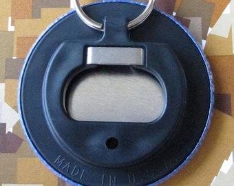 Bottle Opener Keychain - Any NiceButton Design