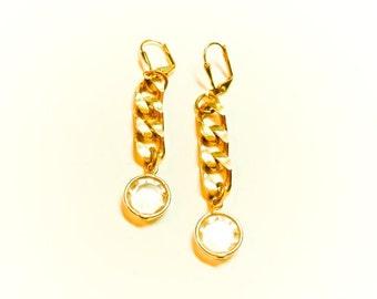 Cascade Earrings-One of a Kind