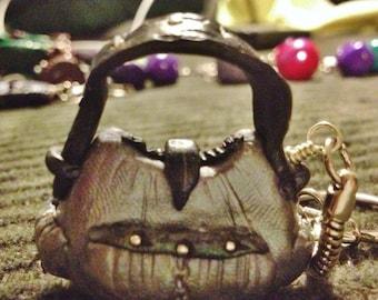 mini handbag replica keychain