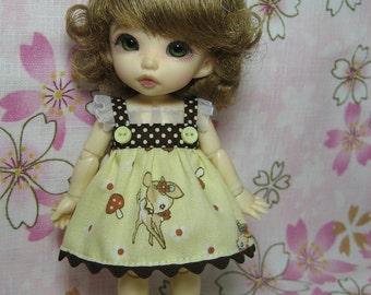 Deer Dress for Lati Yellow, Pukifee