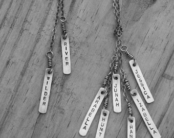 Dangles of Joy Mother's Necklace