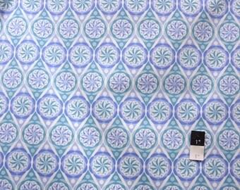 Jenean Morrison PWJM056 Power Pop Big Star Cornflower Cotton Fabric 1 Yard