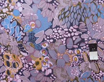 Melissa White PWMW014 Camille Odilon Muted Cotton Fabric 1 Yd
