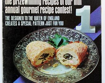 January 1973 Weight Watchers Magazine Back Issue