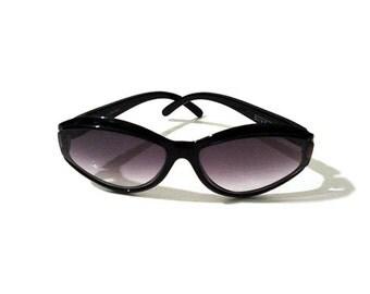 Vintage Givenchy Sunglasses - Logo Black Paris Designer Sunglasses