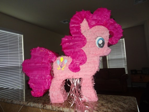 Piñatas de My Little Pony - Imagui