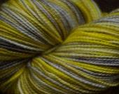 Firefly Inspired Serenity Sock Yarn Superwash Merino Fingering Weight