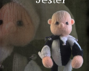 6) Little Knitted Jester