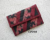 Quilted Coin Purse (CP098)