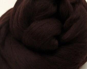 4 oz. Merino Wool Top - Bittersweet