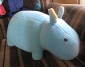 Big Hippo Plush
