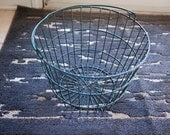 Vintage Inspired New Wire Egg Gathering Basket - Newborn Photography Prop