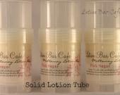 Solid Lotion Tube -Pink Sugar