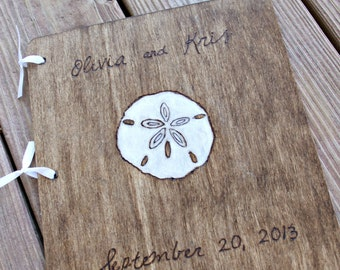 Wedding Gift Ideas For Guests Nz : wedding guest book wedding guestbook rustic guest book rustic ...