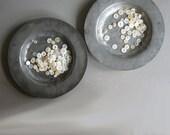 Handmade Pewter Bowls, 1930s - susantique