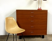SALE Free Shipping George Nelson Highboy Dresser for Herman Miller Mid Century Modern